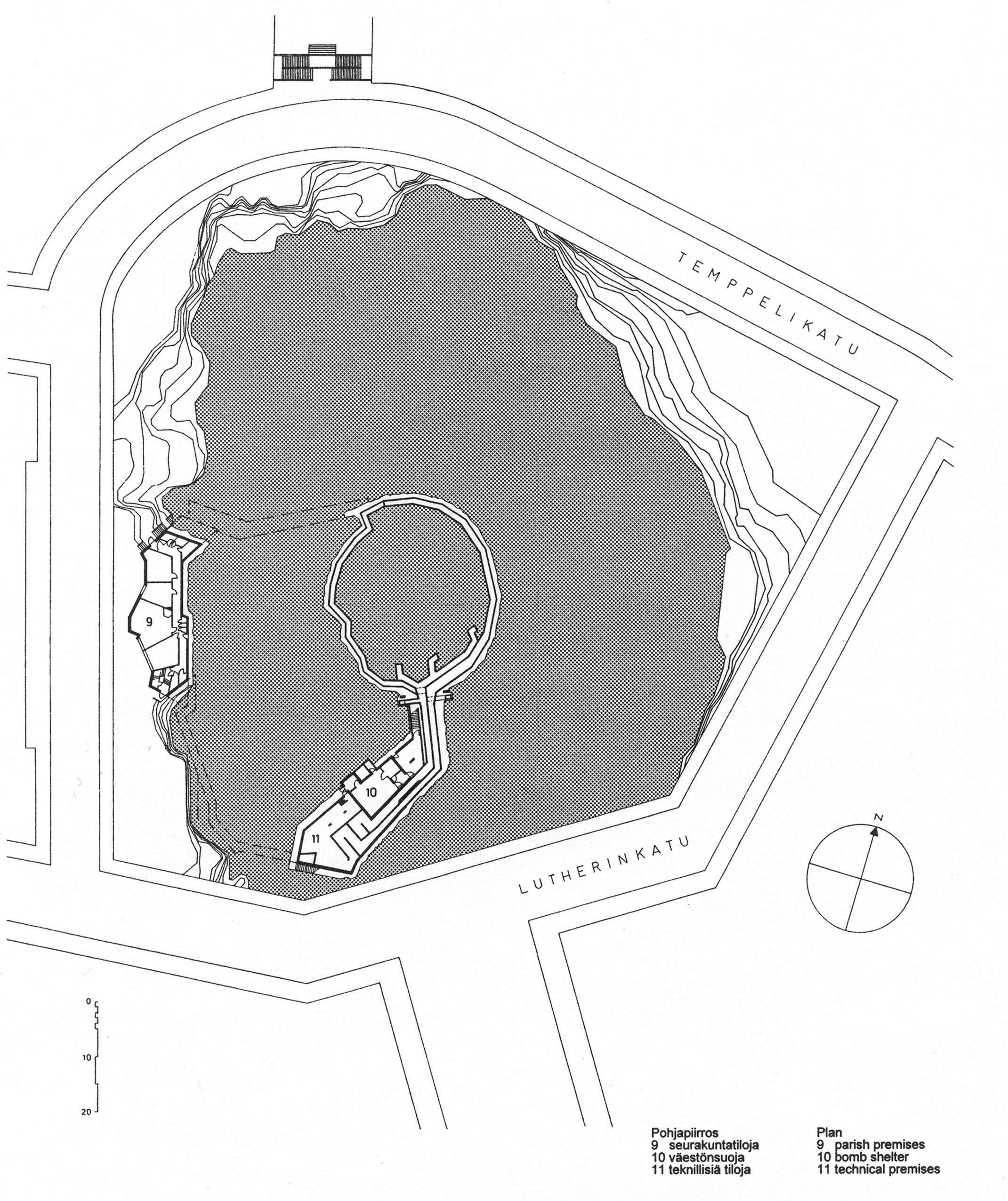 Rectification To The Design History Of The Temppeliaukio